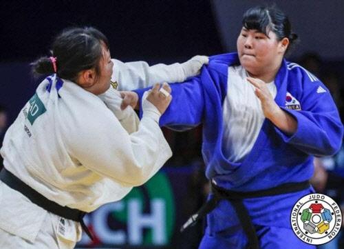유도 기대주 김하윤, 세계주니어선수권대회 은메달